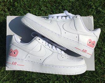 Nike air force 1 custom   Etsy FR   Nike air, Nike, Sneakers