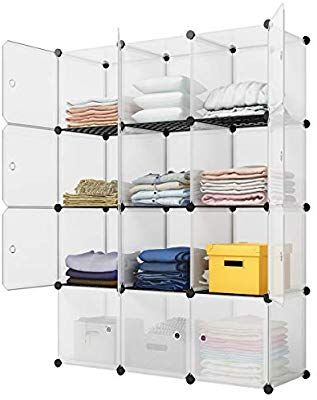 Awesome Amazon Com Kousi Portable Storage Cube Cube Organizer Cube Interior Design Ideas Lukepblogthenellocom
