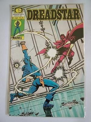 DREADSTAR no.9 March 1984 Marvel Epic Comics ref24,Please see full description and photo for condition report. Feel free to ask any questions. Thank you., #OtherA-Z