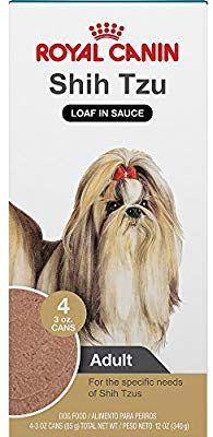 Amazon Com Royal Canin Breed Health Nutrition Shih Tzu Loaf In