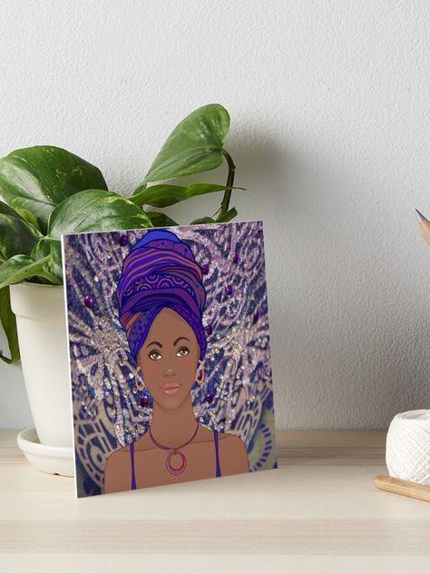 """Beautiful Fine Art Print /""""Purple Lace/"""" 8 x 10 Photo"""