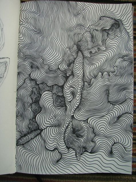 line, lines draw, graphics, drawing, abstraction, abstract drawing, black and white abstraction, my drawing, my art, abstract art, organic abstraction, drawing in a notebook, abstract composition, graphic arts, sketchbook