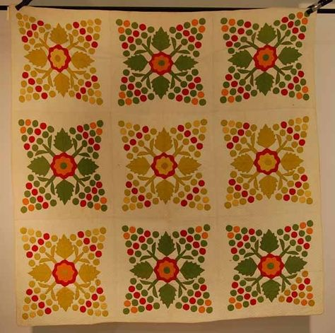 Awesome movement on this quilt!