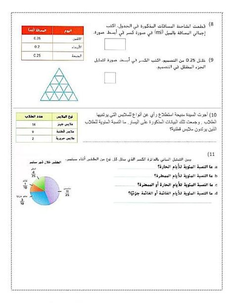 أوراق مراجعة لامتحان منتصف الفصل الدراسي الاول رياضيات للصف السادس مدونة تعلم Diy Beauty Blog Blog Posts