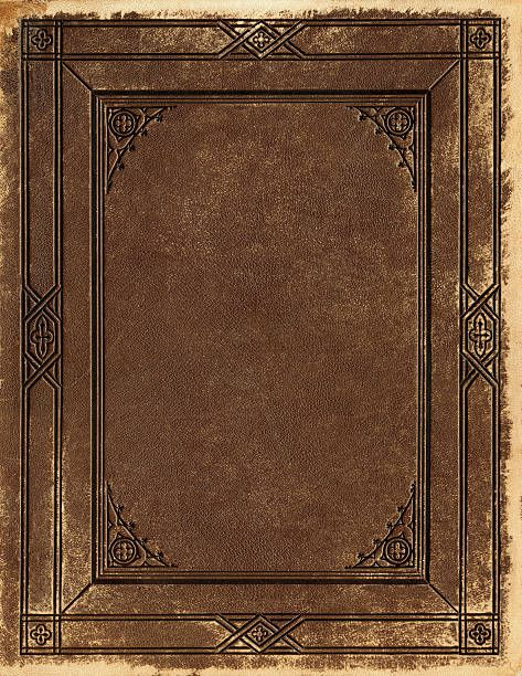 Old Leather Book Cover Stock Photo Book Cover Art Ideas Book Cover Art Design Leather Book Covers
