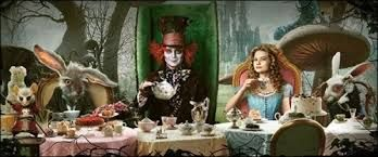 Image Result For Books And Coffee Alice In Wonderland Characters