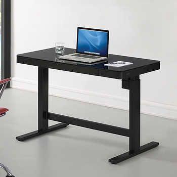 Tresanti Adjustable Height Desk Adjustable Height Desk Desk Adjustable Desk