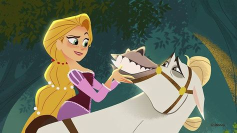Check Out the New Tangled: Before Ever After Trailer!