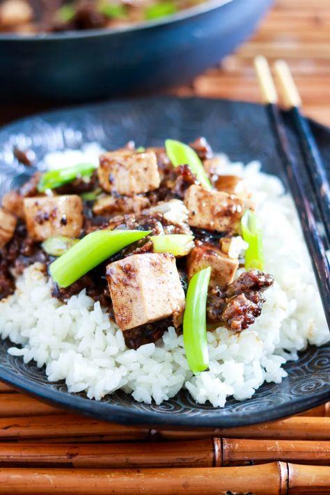 Authentic Sichuan Mapo Tofu Recipe