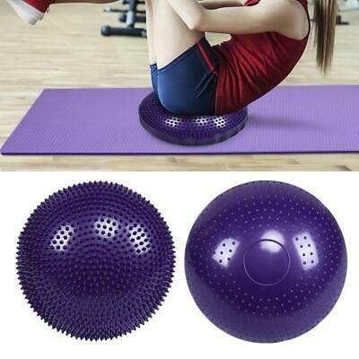 Wobble Balance Board Stability Disc Cushion Gym Yoga Training Fitness Exercise