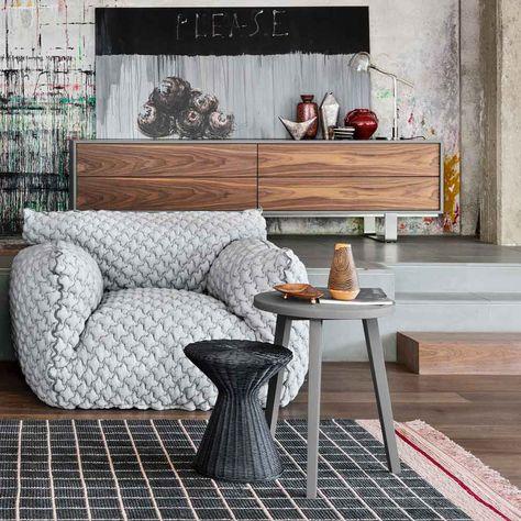 Gervasoni Beistelltisch Gray 44 Grau Mit Bildern Haus Deko Italienische Mobel Innenarchitektur