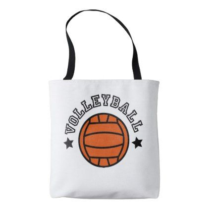 Volleyball Tote Bag Diy Cyo Personalize Tote Bag Bags Diy Tote Bag