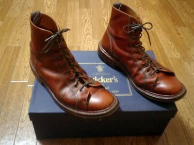 Trickers Monkey Boots | Men's fashionable inspirational album of stuff |  Pinterest