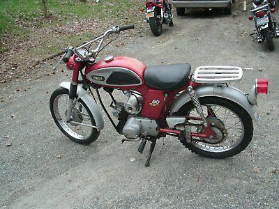 1968 Yamaha Other Yamaha Classic Bikes Vintage Motorcycle
