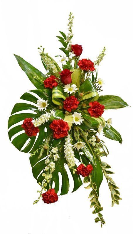 Pin By Miqueias Sarges On Flower Arrangements In 2020 Fresh Flowers Arrangements Flower Arrangements Memorial Flowers