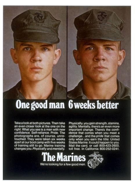 love me some marines
