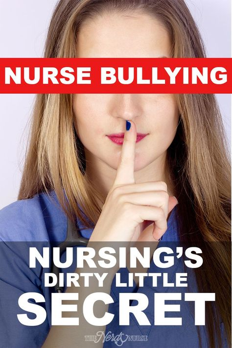 Nurse bullying is a destructive problem. Castronovo talks about using incentives to get hospitals to deal with nurse bullying.