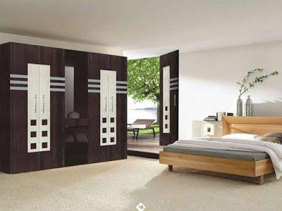 Latest Modern Bedroom Cupboard Design Ideas Wooden Wardrobe