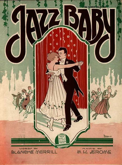 List of Pinterest swing dance illustration jazz age images