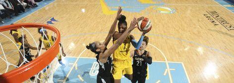 Diamond DeShields, A'ja Wilson Headline 2018 WNBA All-Rookie Team - WNBA.com - Official Site of the WNBA