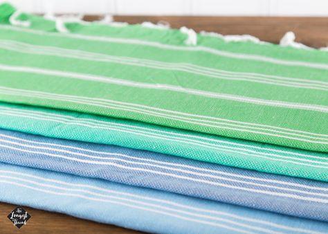 bath Set of 2 Hand Towel, Basic...