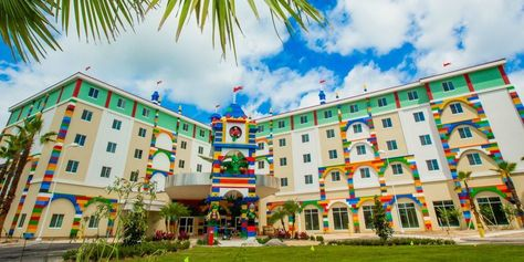 Your Kids Will Flip Over Florida S New Legoland Hotel Theme And Travel News
