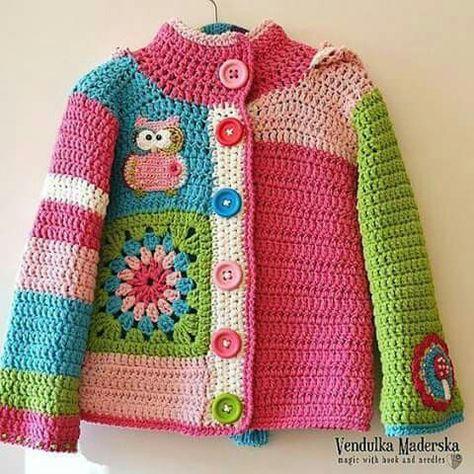 As 67 melhores imagens em Casaco bebe | Casaco de trico