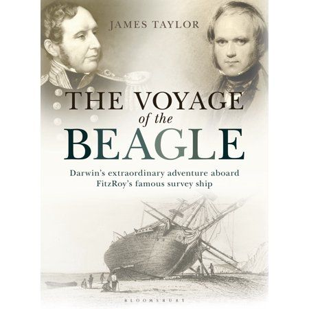 Books Voyage Adventure Beagle