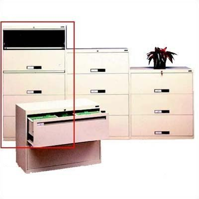 Lateral File With 5 Drawers Combination Unit Color Light Grey Dimensions W X D X H 42 X 17 15 16 X 65 Han Filing Cabinet Drawer Filing Cabinet Drawers