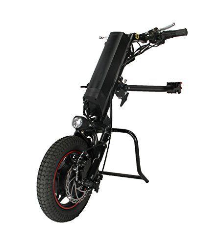 Cnebikes Electric Wheelchair Handcycle Wheelchair Attachm Https Www Amazon Com Dp B06xgvfn2w Ref Cm Sw R P Electric Wheelchair Electric Bicycle Wheelchair