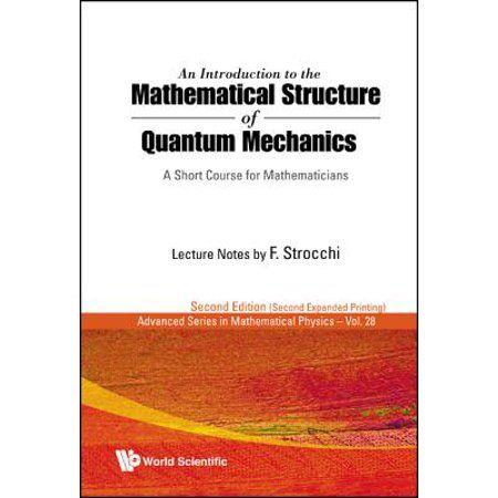 Books Quantum Mechanics Physics Short Courses