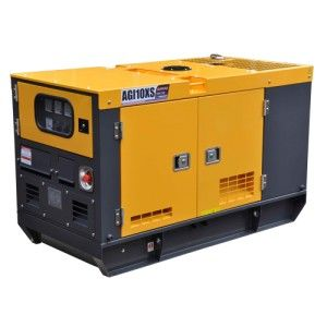 Aurora Agi10s Smallest Whole Home Diesel Generator 10 000 Watts Super Quiet Diesel Generators Generators For Sale Small Diesel Generator