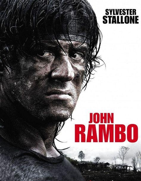 Imagem De Cine Por Jeferson Oliveira Rambo Rambo 4