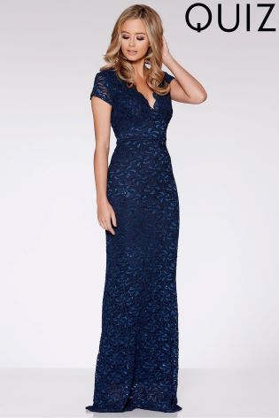 Buy Quiz Sequin Cap Sleeve Maxi Dress From The Next Uk Online Shop 65 Maxi Dress With Sleeves Party Dresses For Women Dresses