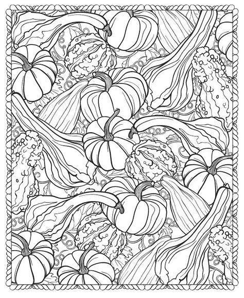 Pin By Coloring Fun On Fruits & Vegetables