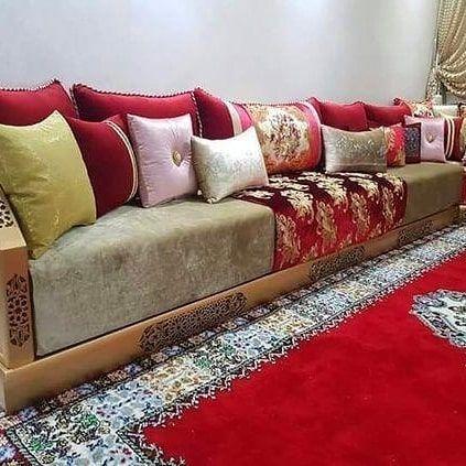 المغربيات الكل فالكل Sur Instagram الصالون المغربي ديرو لايك وابوني يوصلكم الجديد البنات لي كتحلم بجسم أن Sofa Furniture Couch
