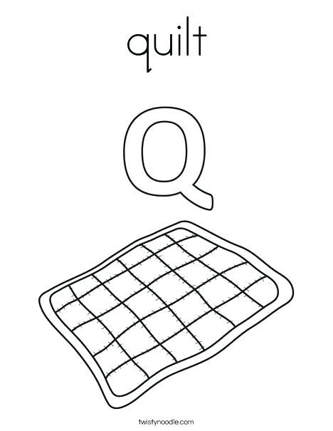 Q Is For Quilt Coloring Pages To Print Lego Coloring Pages Coloring Pages