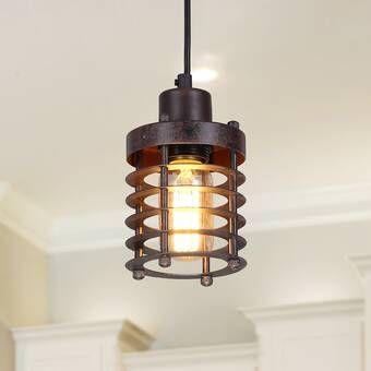 Cosima 4 Light Kitchen Island Linear Pendant In 2020 Rustic Pendant Lighting Farmhouse Pendant Lighting Farmhouse Pendant