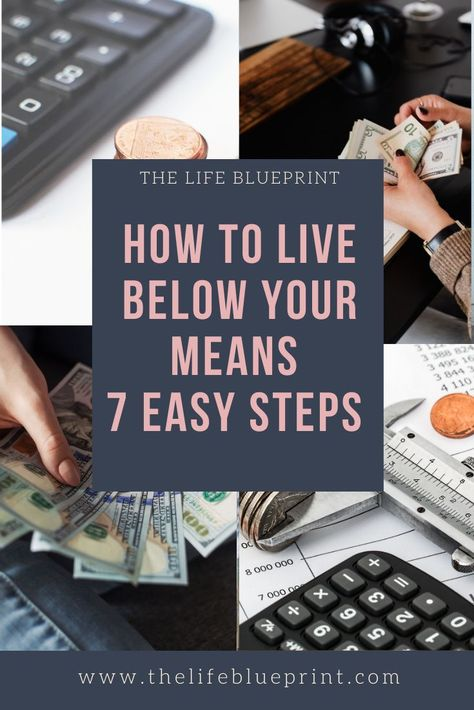 How to Budget Each Month (7 Easy Steps) – The Life Blueprint