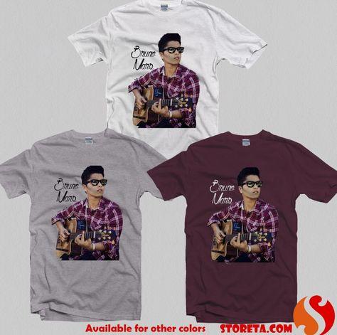 awesome Bruno Mars Guitar, bruno mars 1985, Bruno Mars Shirt for Gildan T Shirt, Men T Shirt, Women T Shirt, Unisex T Shirt