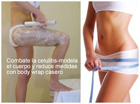 Cómo hacer un body wrap casero para combatir la celulitis y modelar el cuerpo