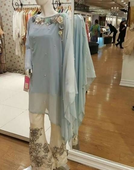 New Fashion Hijab Party Beautiful Ideas Fashion Pakistani Dress Design Tunic Designs