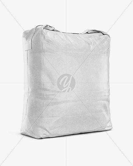 Download 5 Kg Matte Paper Bag Mockup Halfside View In Bag Sack Mockups On Yellow Images Object Mockups Bag Mockup Mockup Free Psd Sack Bag