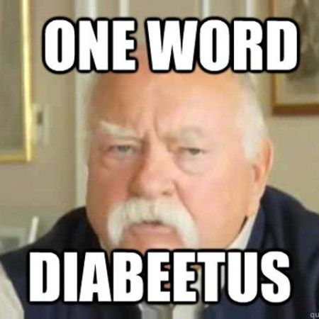 wilfred brimley diabetes soundboard gracioso