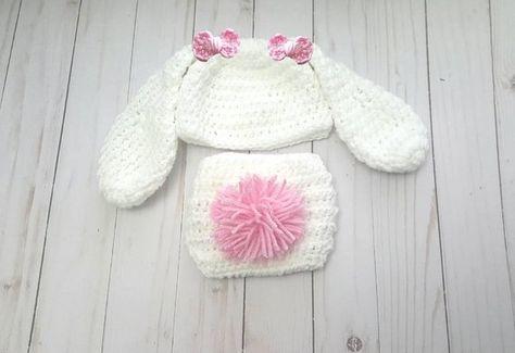 8a6e967c0037 Bunny Baby Girl Halloween Costume