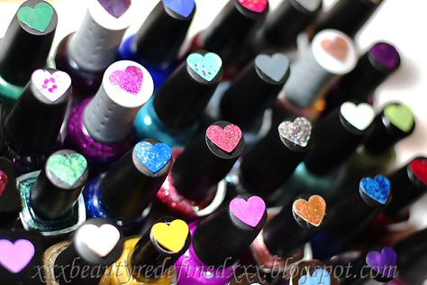 Such A Good Idea To Organize Your Nail Polish And Make The