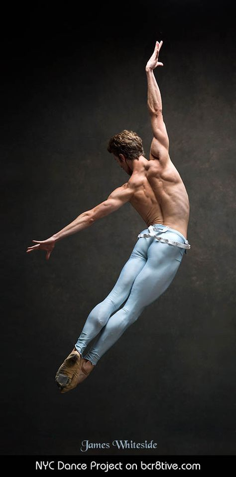 NYC Dance Project - James Whiteside