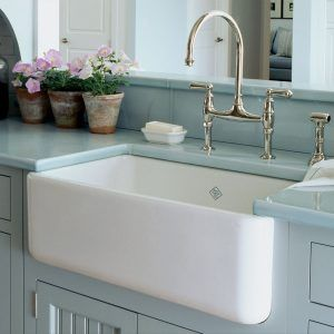 Rohl Fireclay Farmhouse Sink 30 Traditional Kitchen Sinks Farmhouse Sink Kitchen Kitchen Inspirations