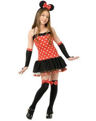 halloween costumes for 10 year olds girls | Maury brought a ...