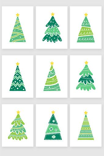 Cute Children Hand Drawn Christmas Tree Vector Png Images Ai Free Download Pikbest Kids Hands Cute Kids How To Draw Hands